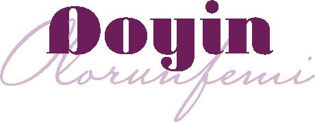 Doyin Logo